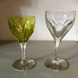 Facetslebne glas