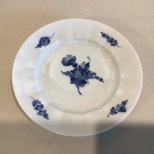 Royal Copenhagen Blå Blomst Kantet Frokost tallerken #8550